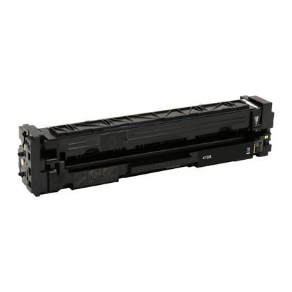 Compatible HP 410A CF410A Black Toner Cartridge - Economical Box