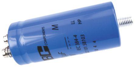Vishay 10000μF Electrolytic Capacitor 63V dc, Screw Mount - MAL210158103E3
