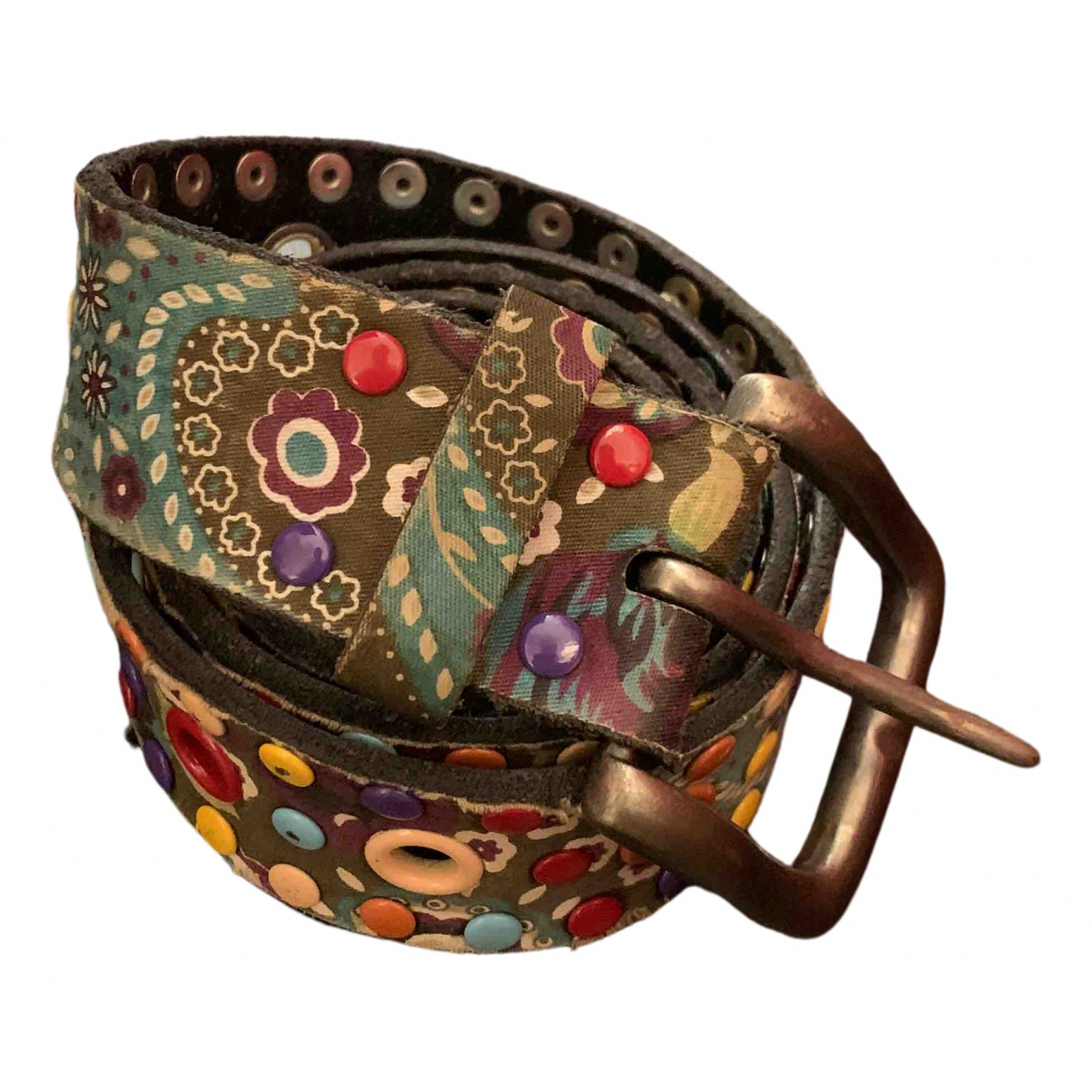 Napapijri - Ceinture   pour femme en cuir