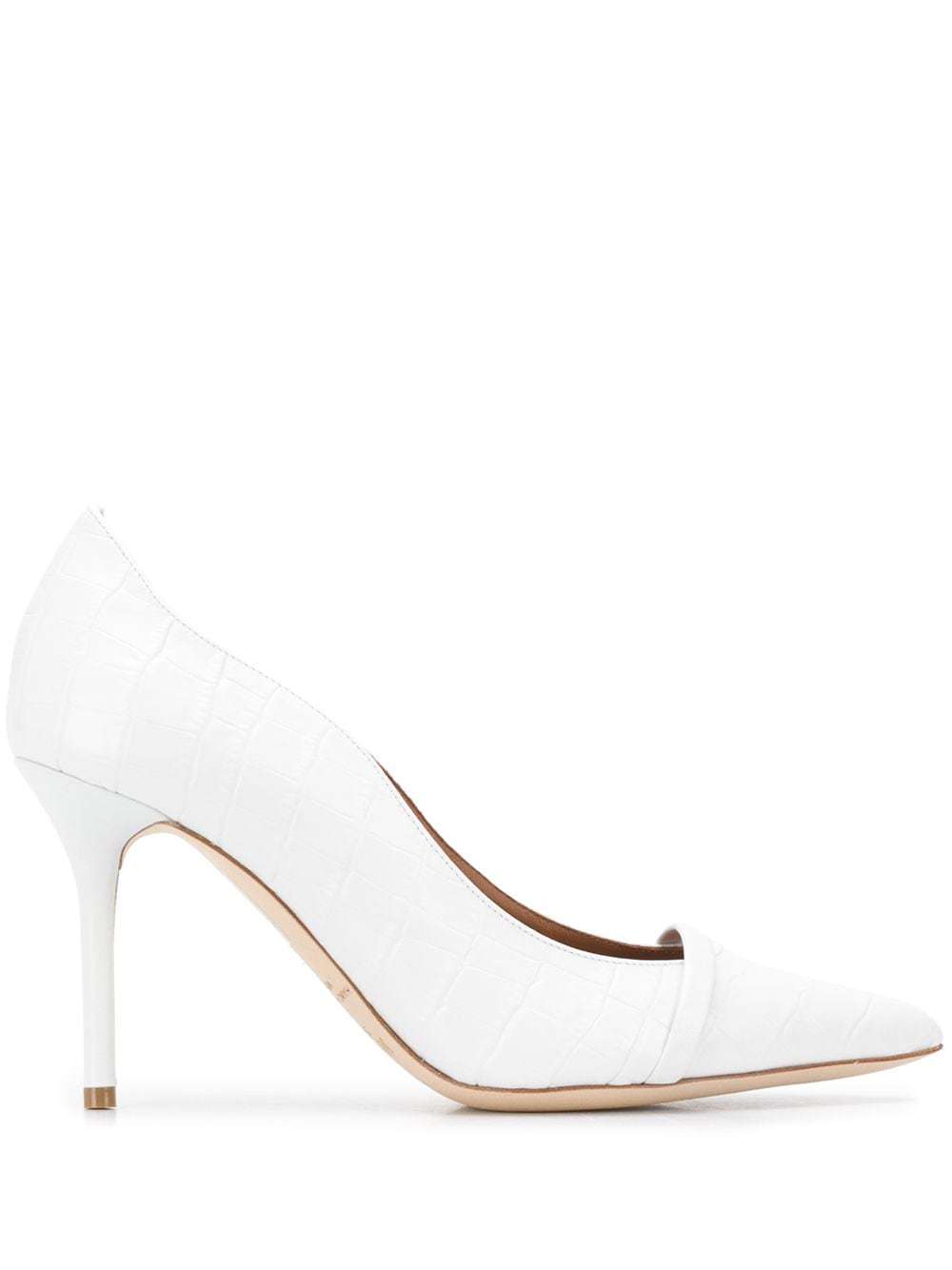 Maybelle Leather Pumps