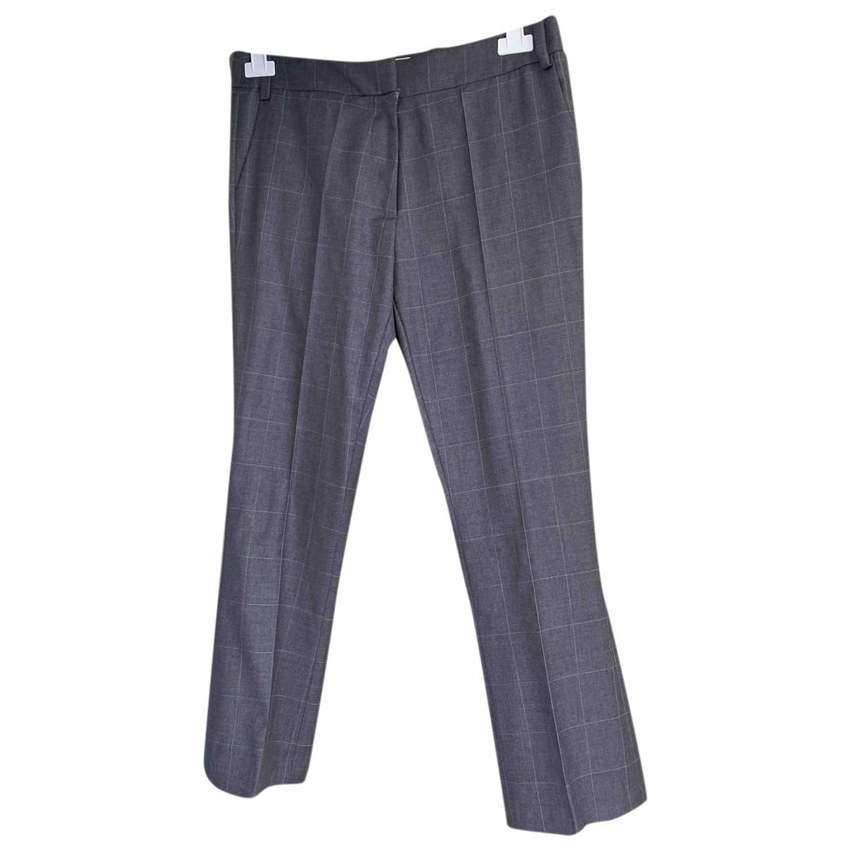 Pantalon corto de Lana Dmn