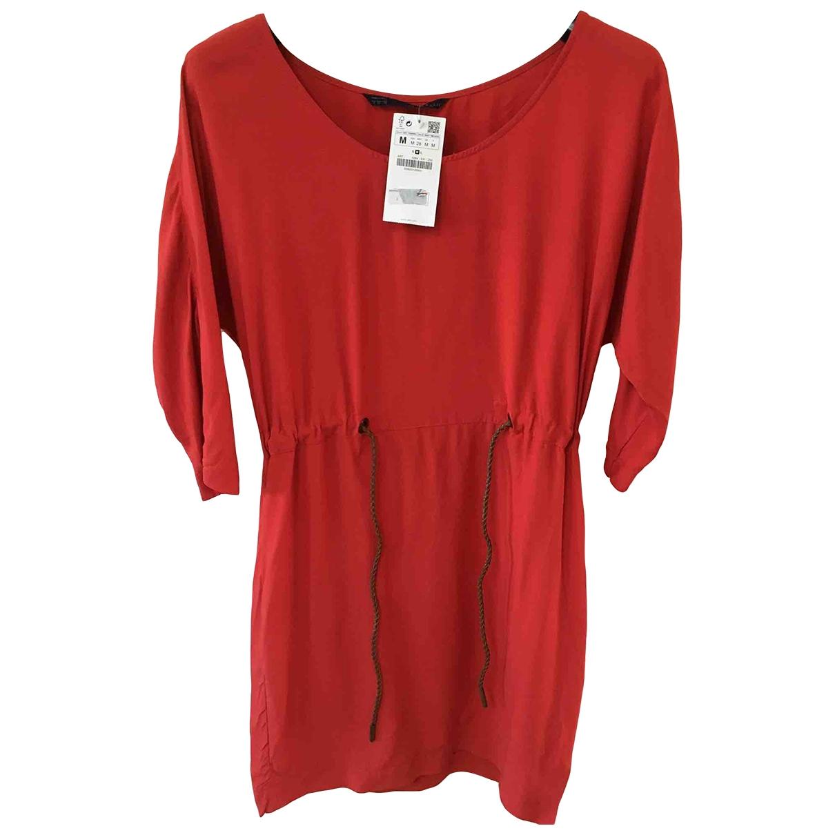 Zara \N Red dress for Women M International