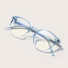 Anti-Blaulicht-Brillen mit rundem Rahmen