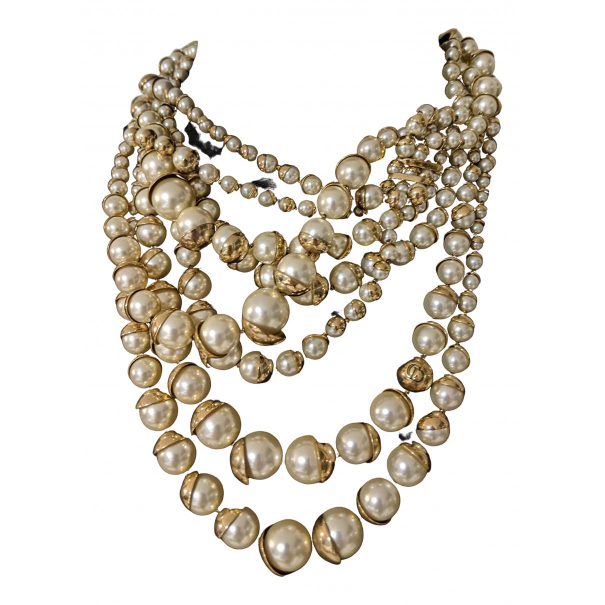 Collar Perles de Perlas Dior