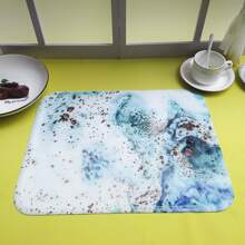 1pc Graphic Print Placemat