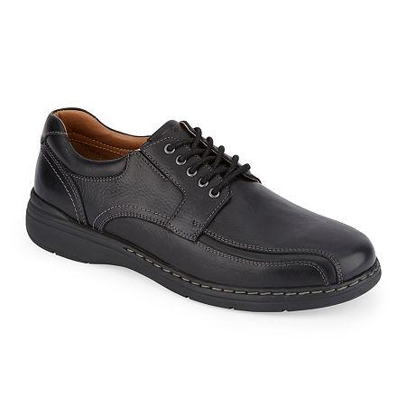 Dockers Mens Maclaren Oxford Shoes, 11 Medium, Black