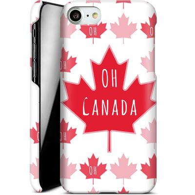Apple iPhone 8 Smartphone Huelle - Oh Canada  von caseable Designs