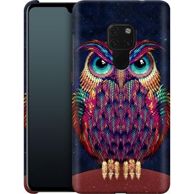 Huawei Mate 20 Smartphone Huelle - Owl von Ali Gulec