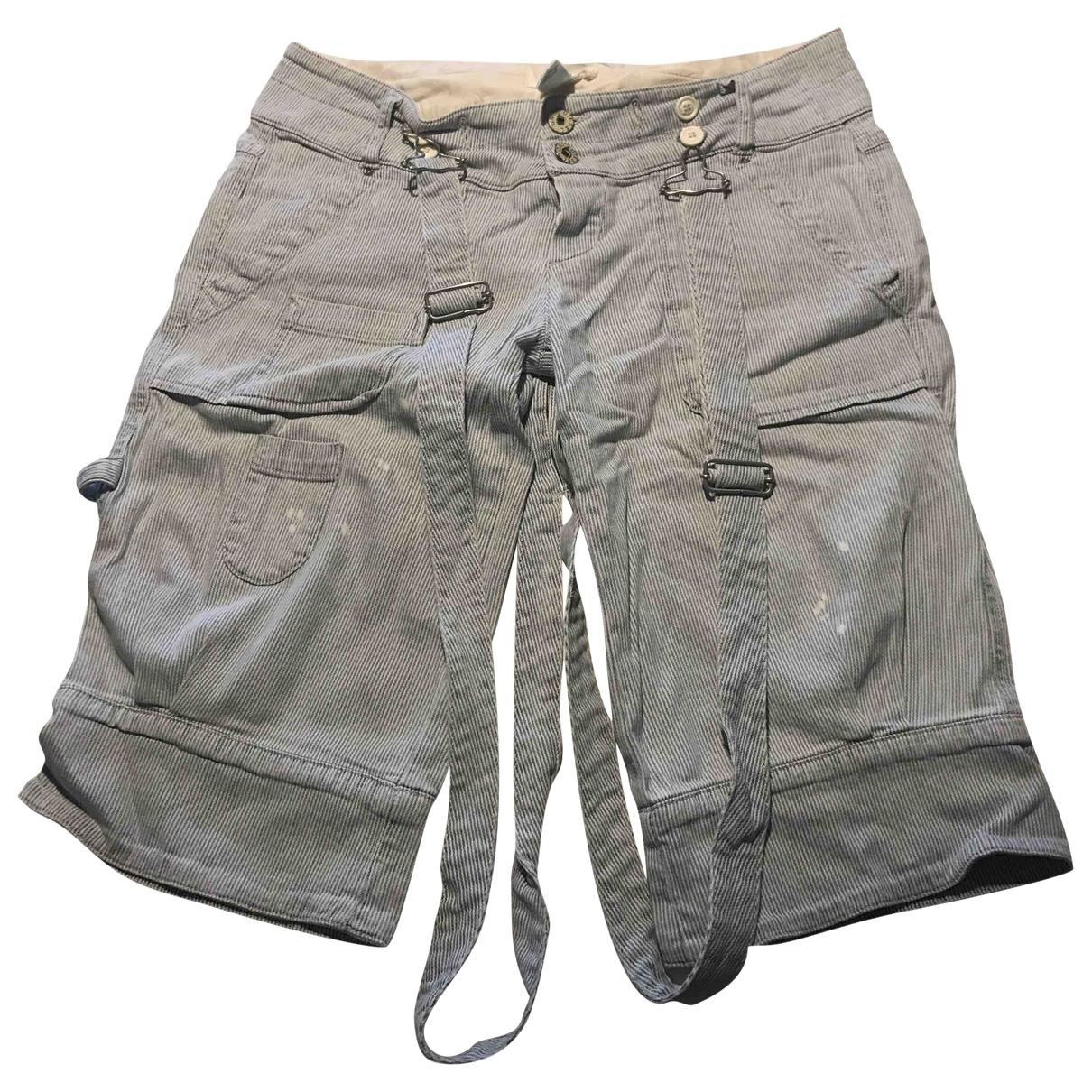 Diesel \N Shorts in Baumwolle