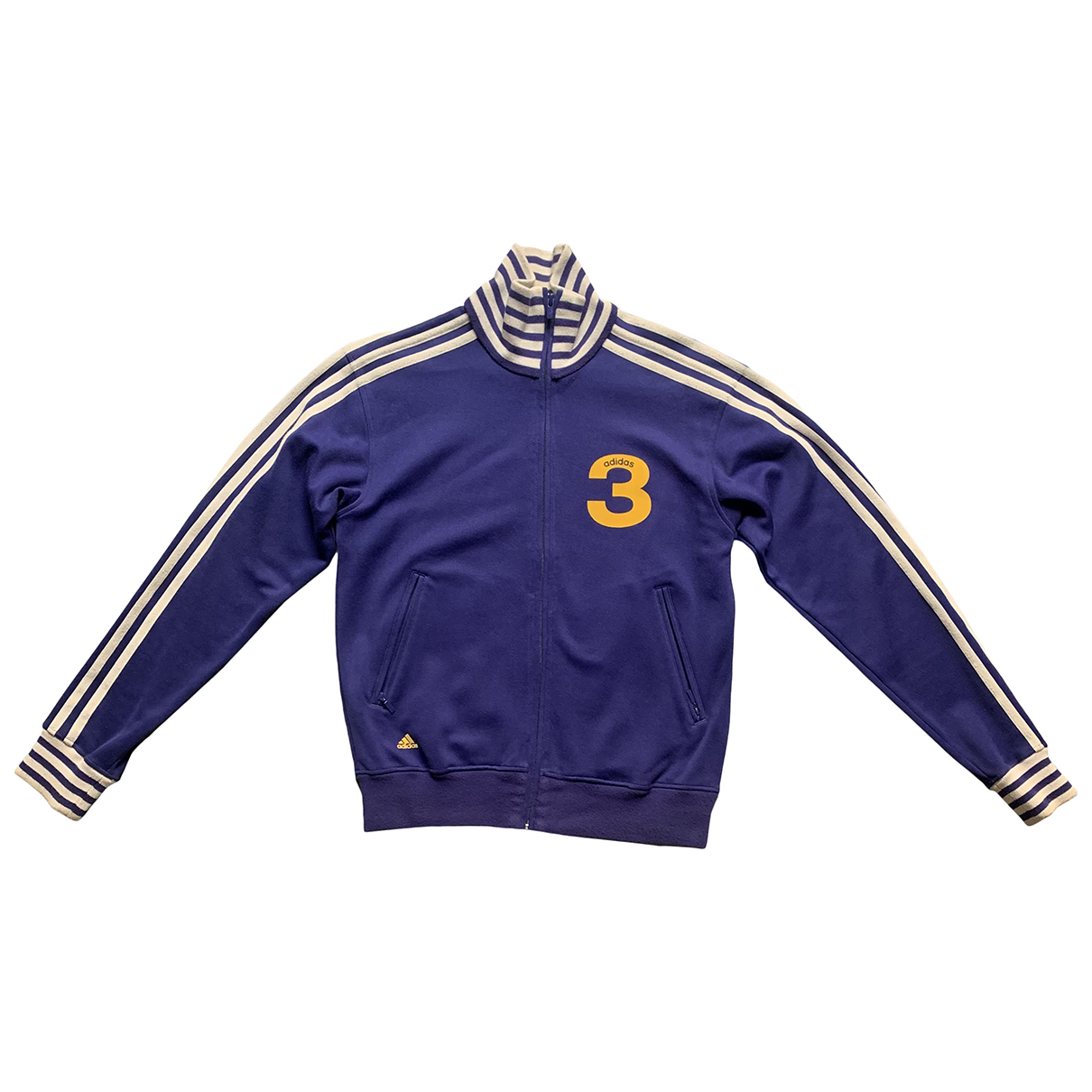 Adidas \N Pullover.Westen.Sweatshirts  in  Lila Baumwolle