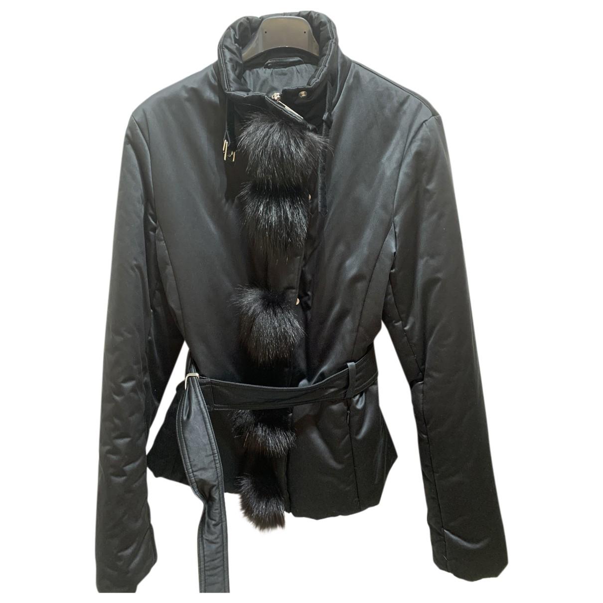 Sport Max - Veste   pour femme en coton - noir
