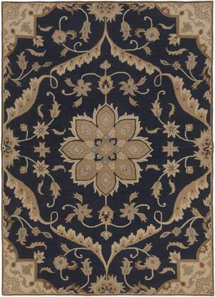 Caesar CAE-1113 76 x 96 Rectangle Traditional Rug in