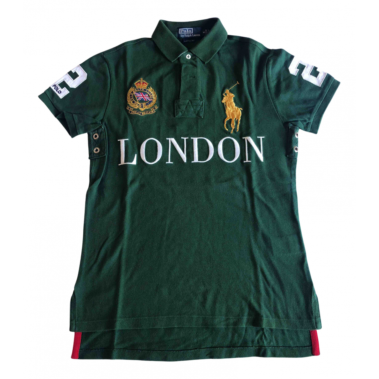 Polo Ralph Lauren N Green Cotton Polo shirts for Men S International