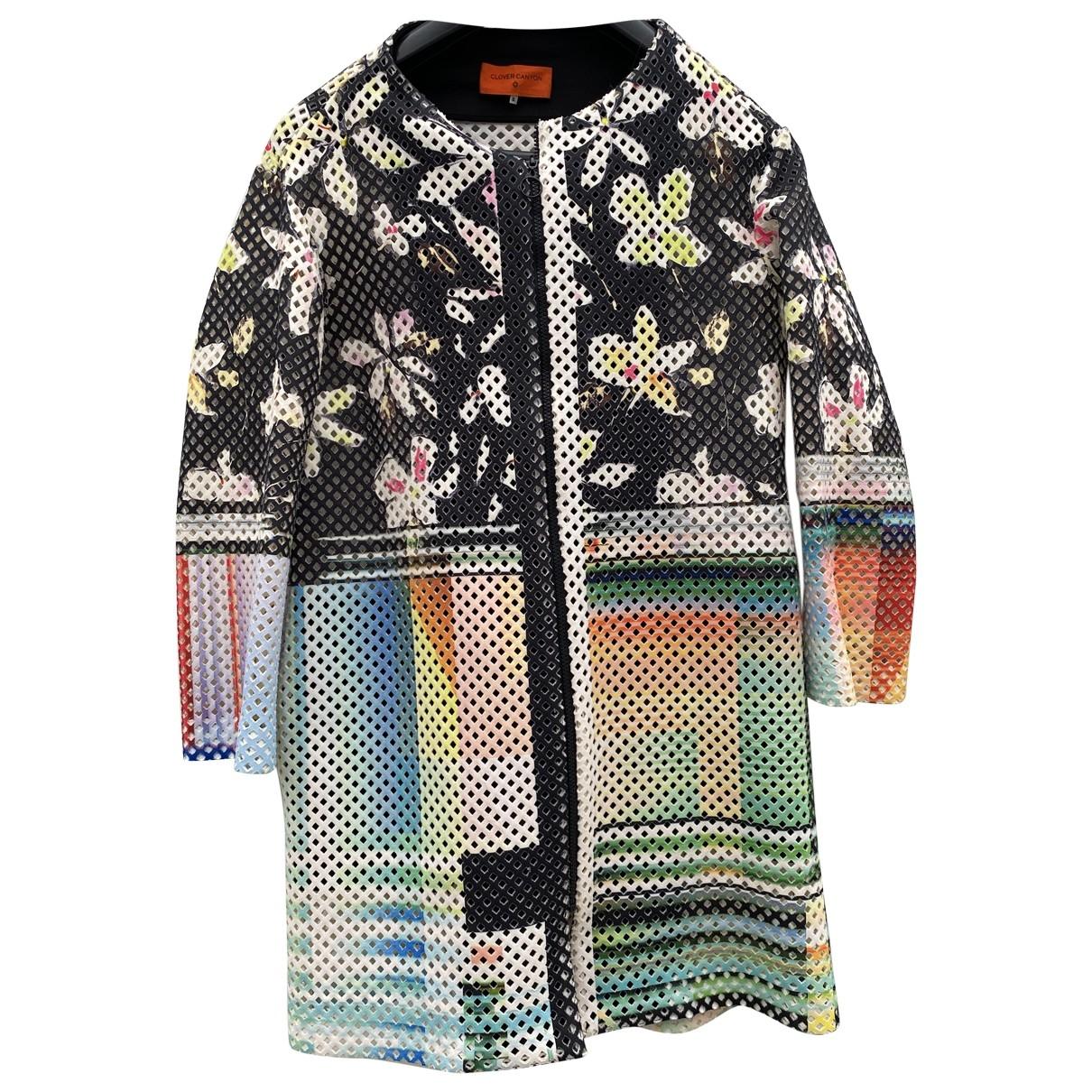 Clover Canyon \N Multicolour jacket for Women S International