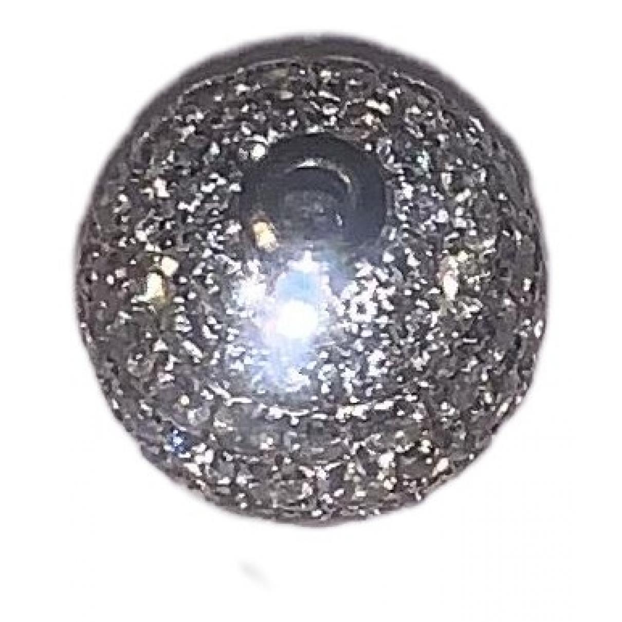 Colgante de Oro blanco Shamballa Jewels