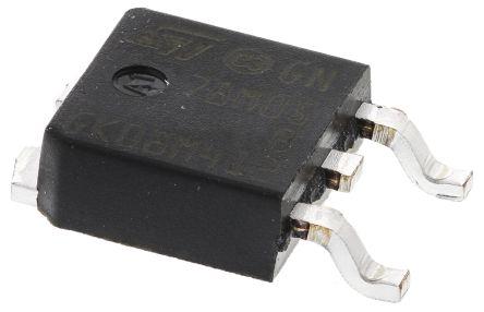 STMicroelectronics , 5 V Linear Voltage Regulator, 500mA, 1-Channel, ±2% 3-Pin, DPAK L78M05ABDT-TR (25)