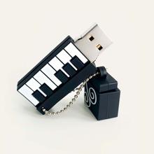 1 Stueck Klavier formiger USB-Massenspeicher