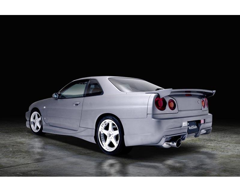 VeilSide 1999-2002 Nissan Skyline GT-S ER34 C-I Model Complete Kit (FRP)