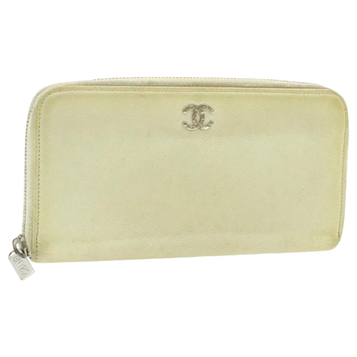 Chanel - Foulard   pour femme en autre - blanc