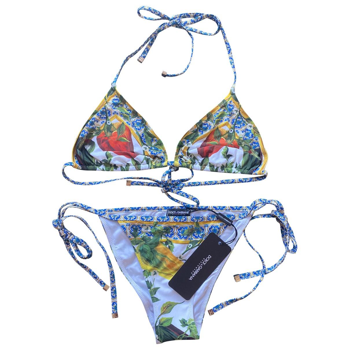 Dolce & Gabbana \N Multicolour Swimwear for Women 40 IT