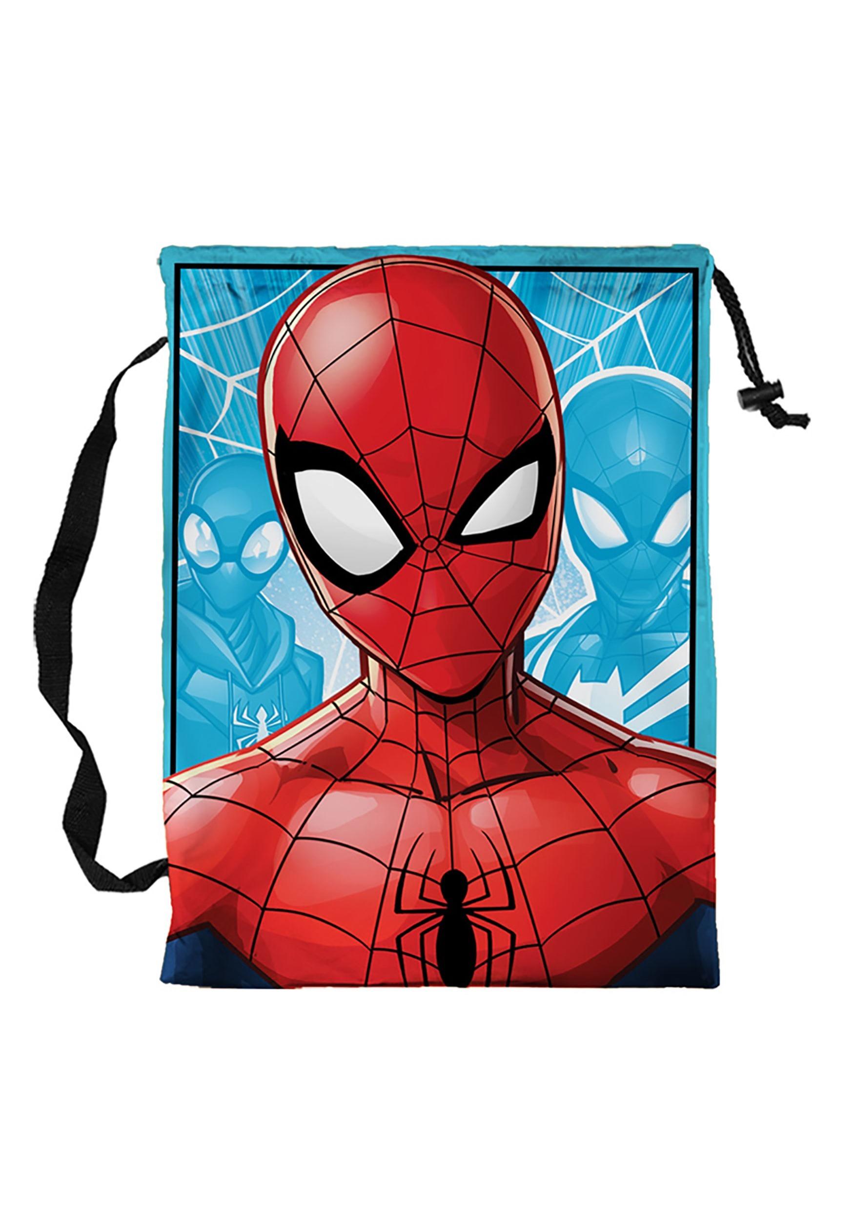 Spider-Man Pillow Case Treat Bag