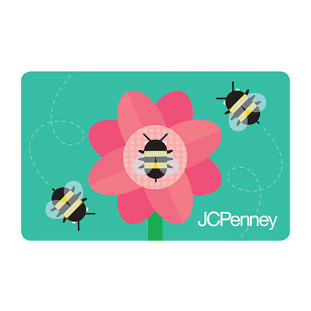 Bees Gift Card, One Size , No Color Family