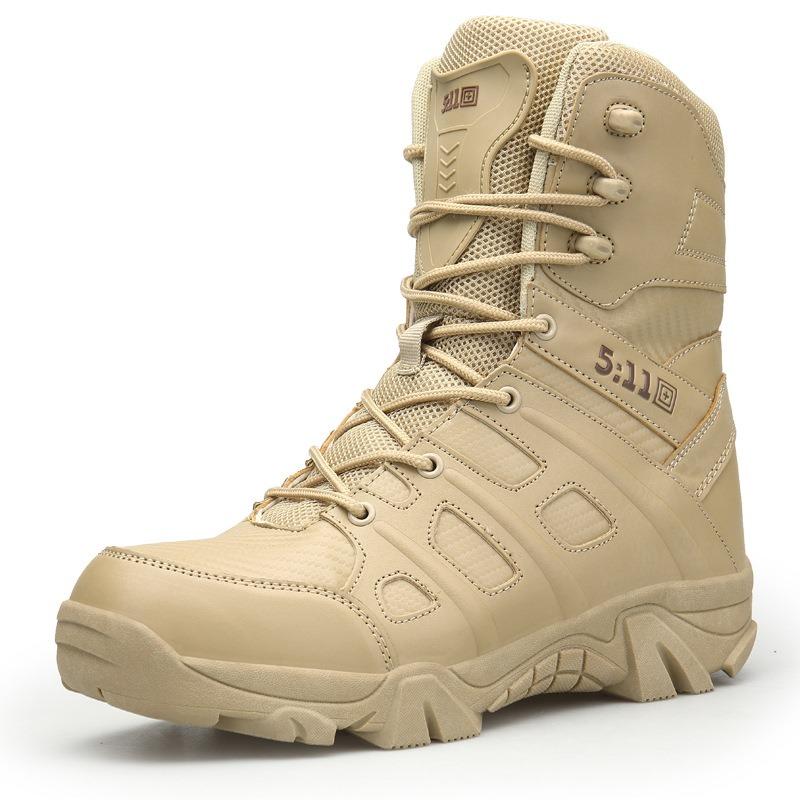 Ericdress Mid-Calf Side Zipper Men's Boots