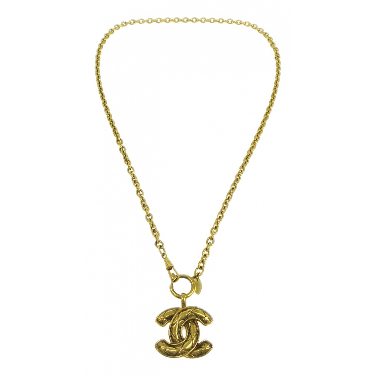 Chanel CC Kette in Metall