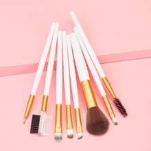 Soft Makeup Brush 8pack
