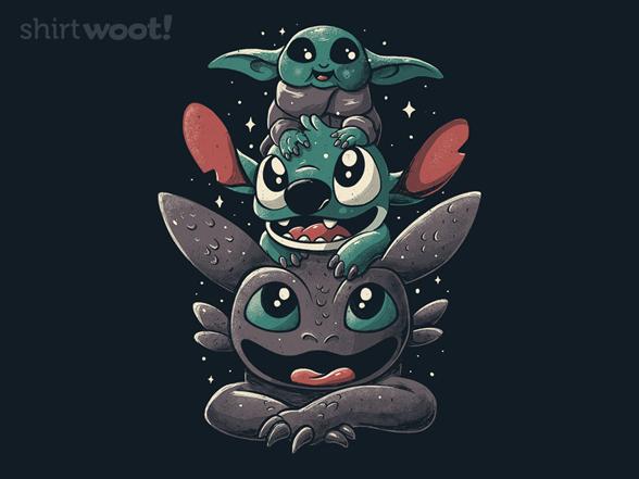 Cuteness Tower T Shirt