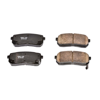 Power Stop Z16 Evolution Ceramic Clean Ride Scorched Brake Pads - PST16-1302