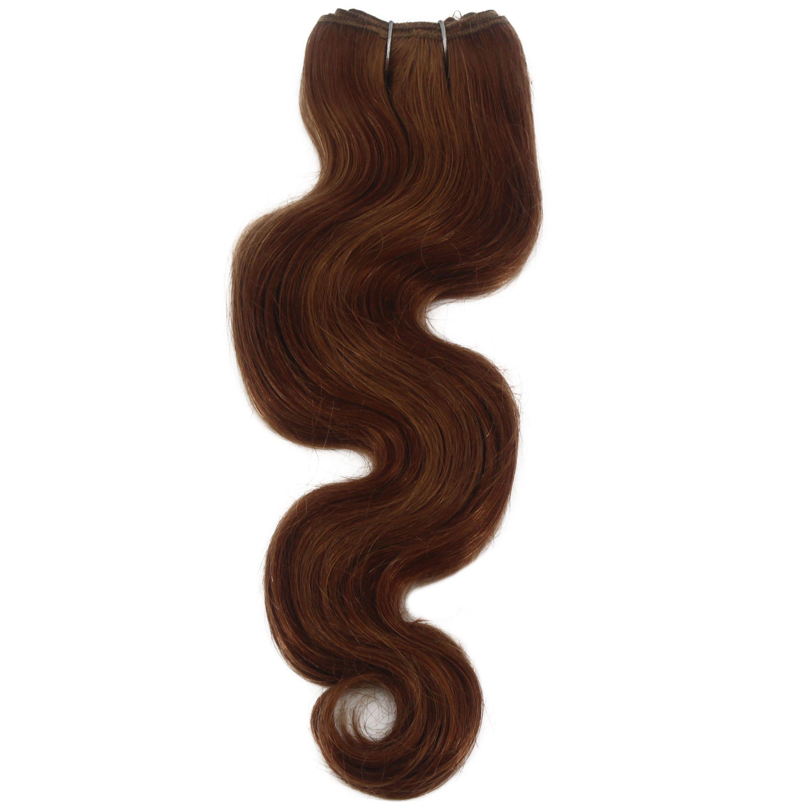 BODY WAVE 100% HUMAN HAIR 18 Inch - P27/30