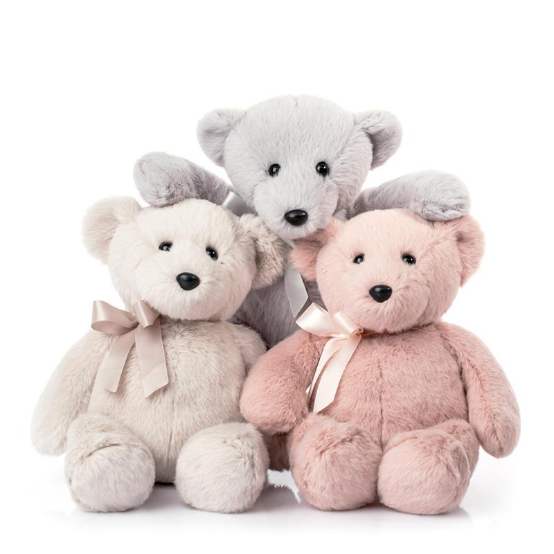 Jordan&Judy HO0020 Lovely Bear 32cm Soft Plush Stuffed Playmate Doll Toy Warm Family Gift from xiaomiyoupin