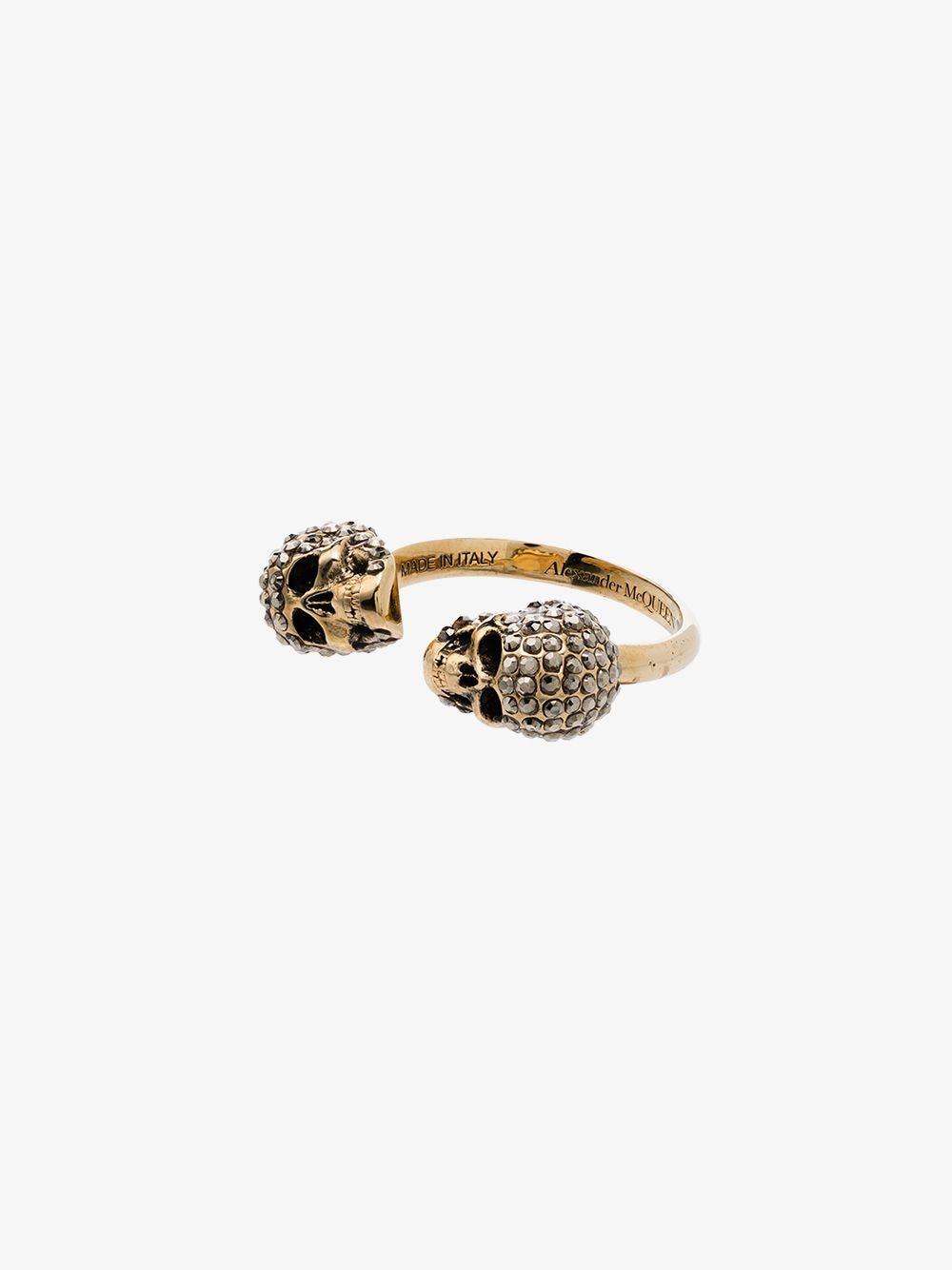 Skulls Ring