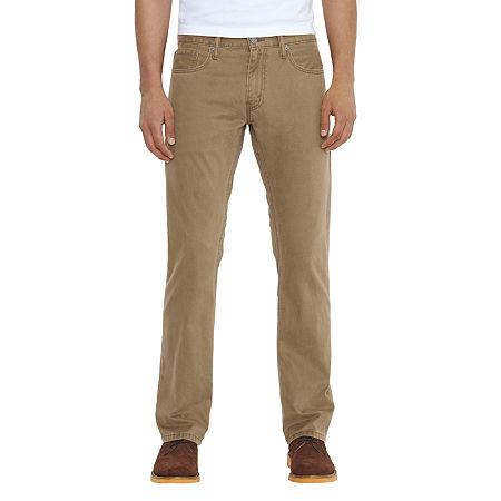 Levi's Men's 514 Straight Fit Pants, 29 30, Gray