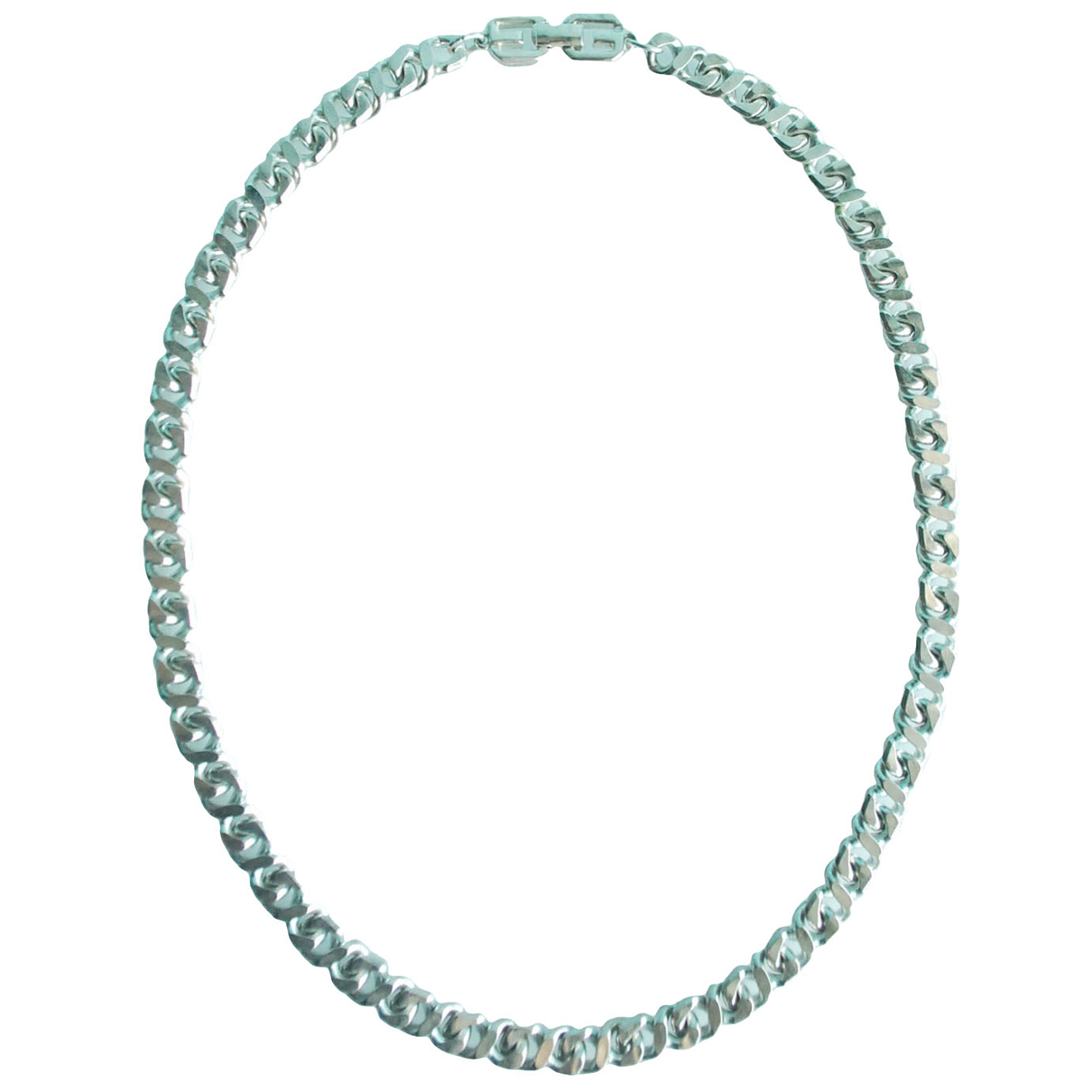 Givenchy \N Silver Metal necklace for Women \N