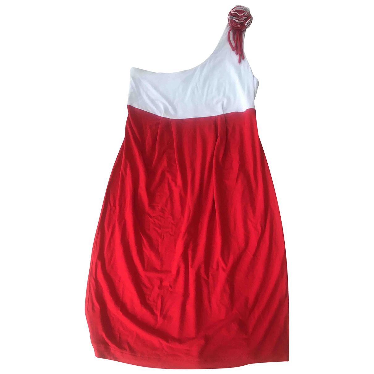 Twin Set - Robe   pour femme - multicolore