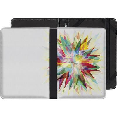 Sony Reader PRS-T1 eBook Reader Huelle - Colorful 6 von Mareike Bohmer