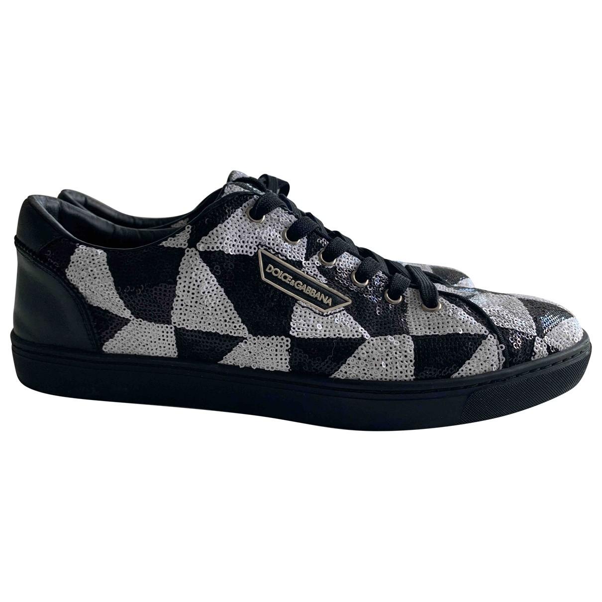 Dolce & Gabbana \N Sneakers in  Bunt Mit Pailletten