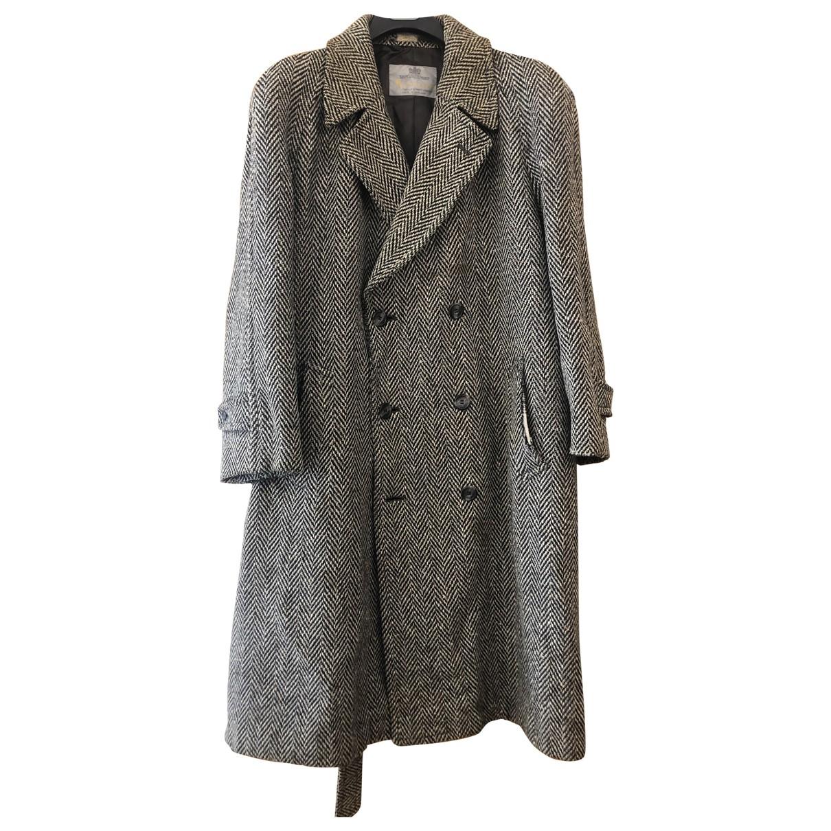 Aquascutum \N Wool coat  for Men 44 UK - US