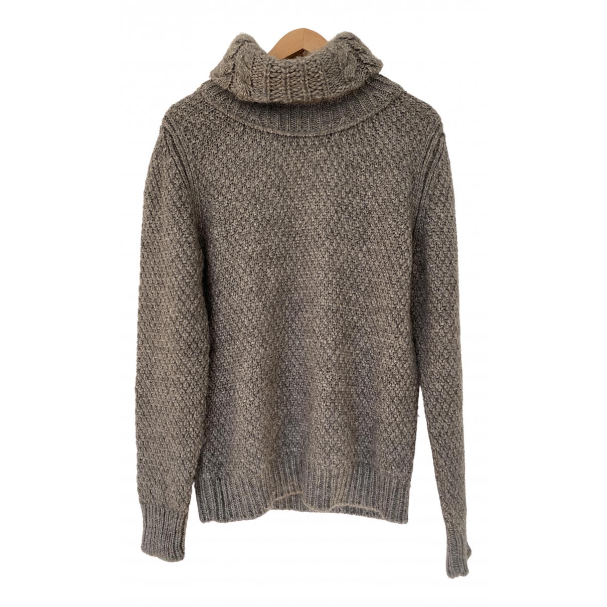 Yves Saint Laurent - Pulls.Gilets.Sweats   pour homme en laine - gris
