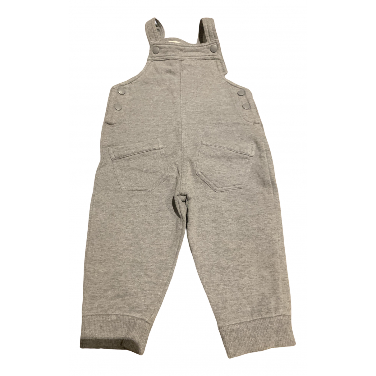 Gucci \N Grey Cotton Trousers for Kids 9 months - until 28 inches UK
