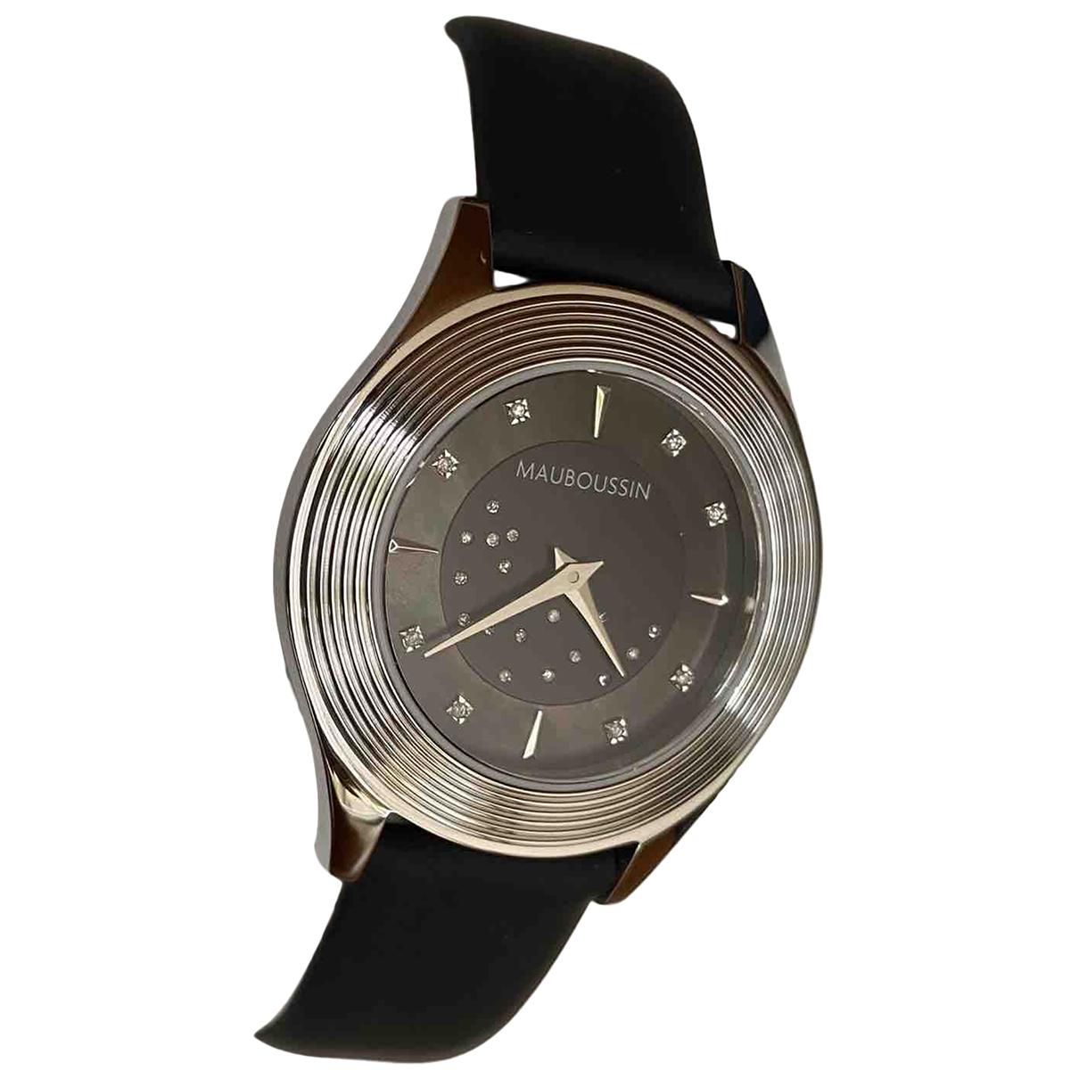 Reloj Mauboussin