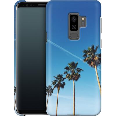 Samsung Galaxy S9 Plus Smartphone Huelle - Palm Tree Paradise von Omid Scheybani