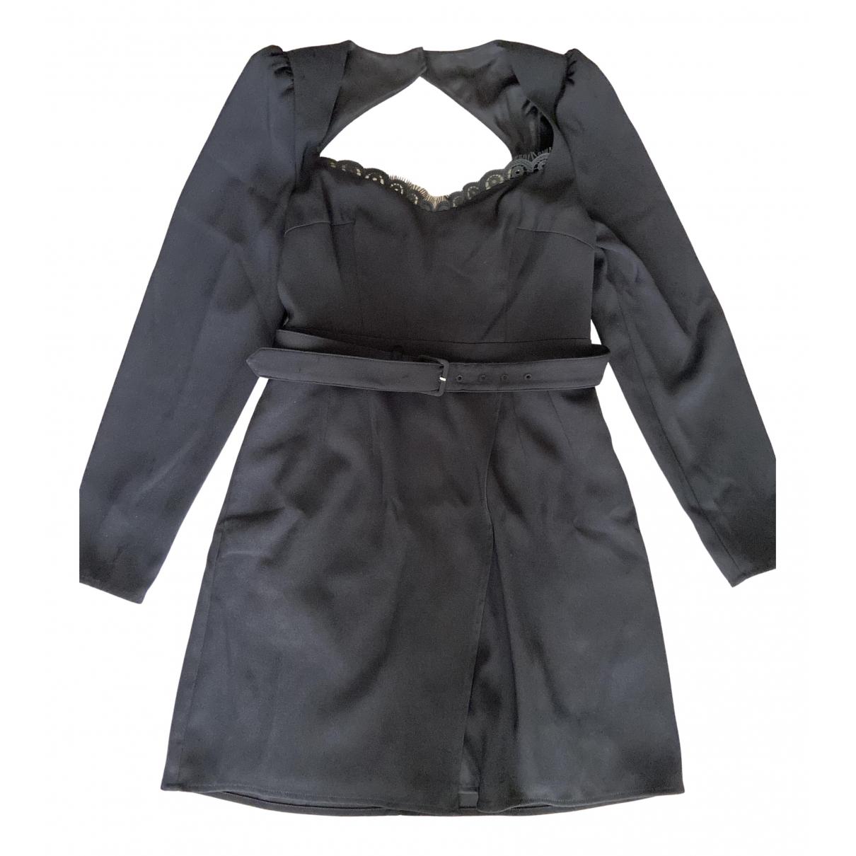 Self Portrait \N Black dress for Women 6 US