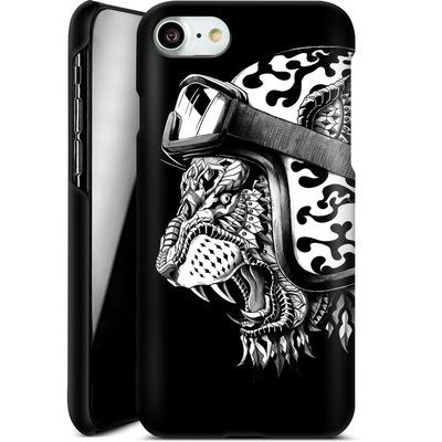 Apple iPhone 8 Smartphone Huelle - Tiger Helm von BIOWORKZ
