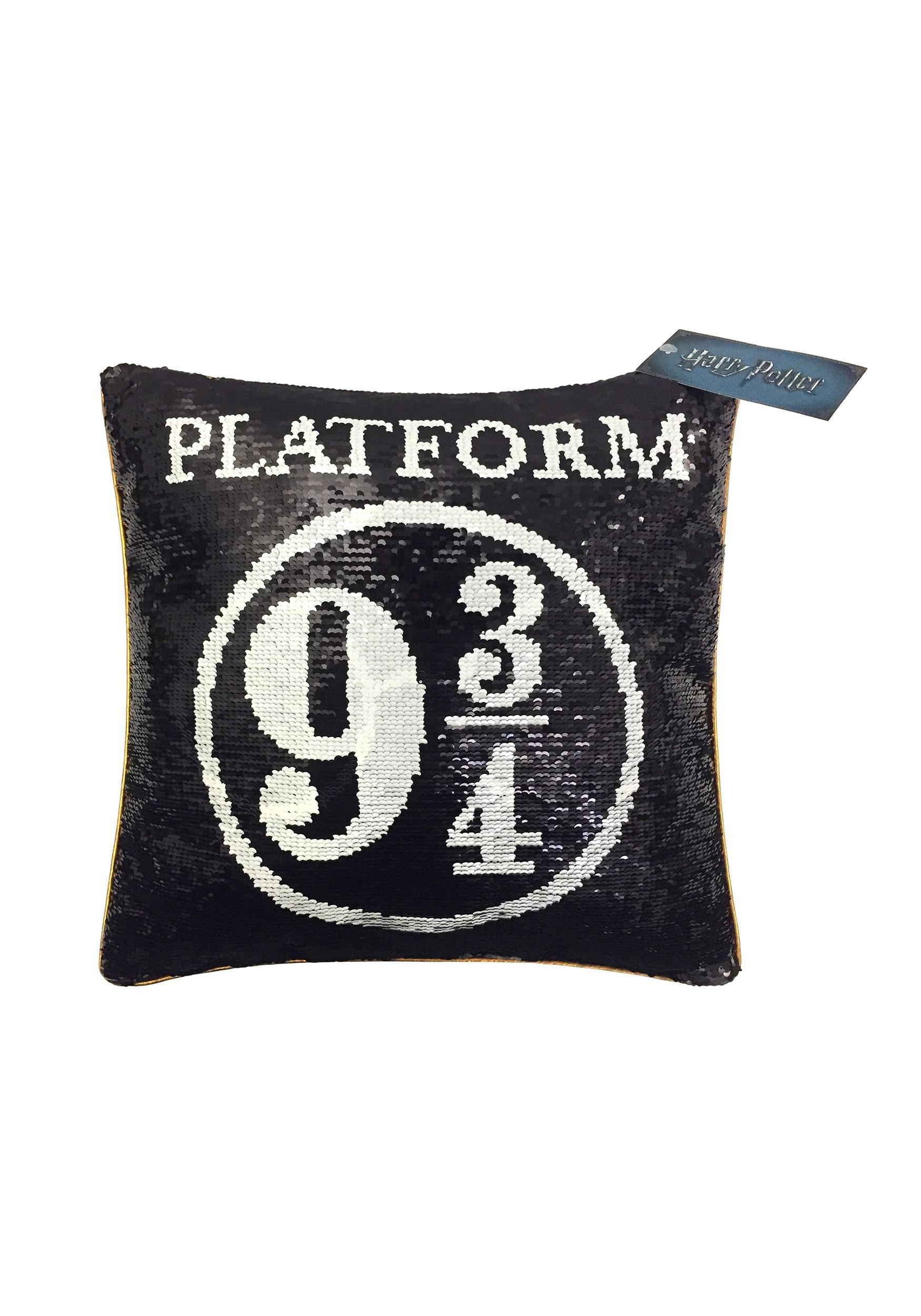 Sequin Harry Potter Decorative Pillow