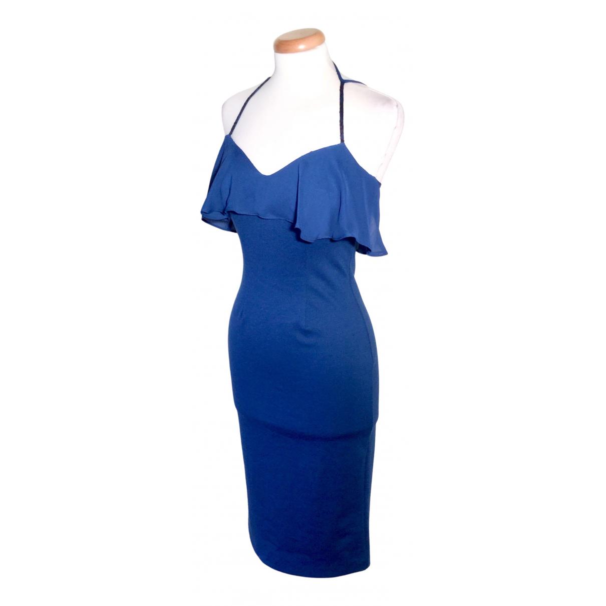 Dolce & Gabbana - Robe   pour femme - bleu