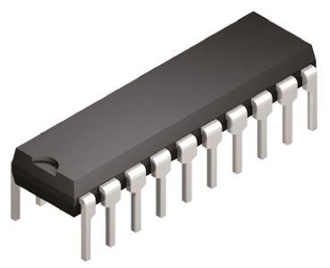 Texas Instruments SN74AHCT273N Octal D Type Flip Flop IC, CMOS, 20-Pin PDIP (20)