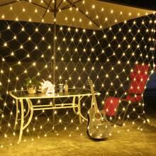 1pc Fishing Net LED String Light
